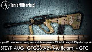 STEYR AUG (GFG28 A2 - Multicam) FIRMY GFC - TANIEMILITARIA.PL