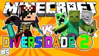FENOM VS 5000! - Diversidade 2: Minecraft #5