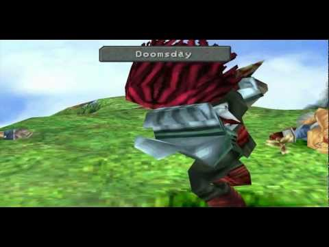 Final Fantasy IX - Amarant vs Ozma (Single Character)