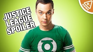 Did The Big Bang Theory Reveal a Justice League Spoiler? (Nerdist News w/ Jessica Chobot)