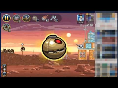 facebook angry birds starwars review