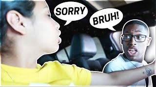 Someone STOLE Your Truck Prank On Boyfriend!! **He gets ANGRY**
