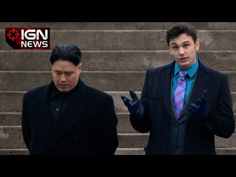 """Theater Chains Won't Show """"The Interview"""""""