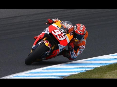 PHILLIP ISLAND MOTOGP 2015 : RESULT QUALIFYING BEST LAP MARC MARQUEZ