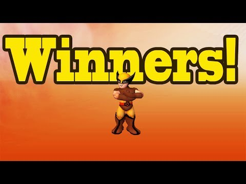 Marvel Super Hero Squad Online Classic Wolverine Code Contest Number Eleven Winners- HD