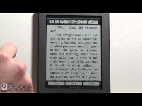 Kindle Touch 3G Review