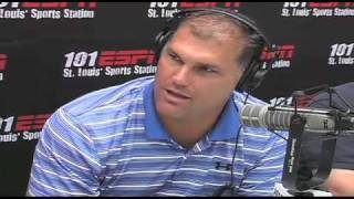 Andy Benes All Star Interview on 101ESPN