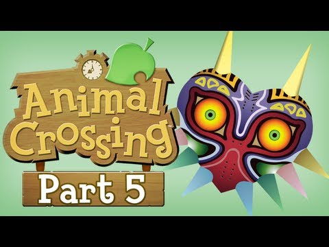 Let's Play Animal Crossing New Leaf - Part 5 (A Terrible Fate)