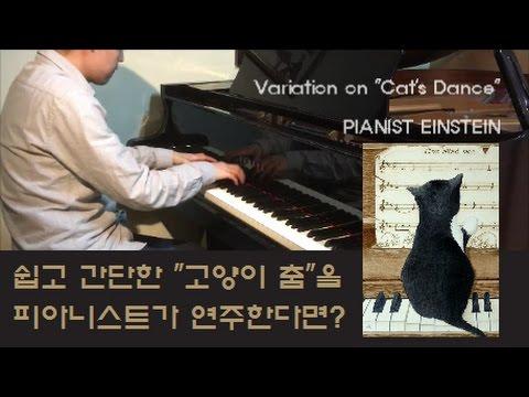 누구나 쉽게 연주하는 고양이 춤! 피아니스트가 연주한다면 어떤 느낌일까? - 김한돌 Variation on Cat's Dance Own Composition - Handol Kim #1