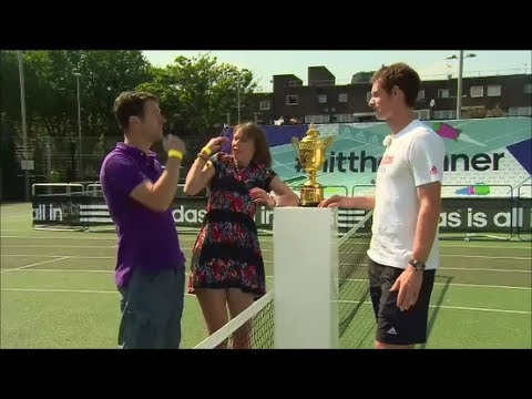 Alex Jones - Wimblebum