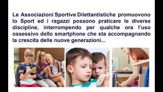 Webinar Laboratorio Scuola e Sport. Con il Professor Riccardo Partinico