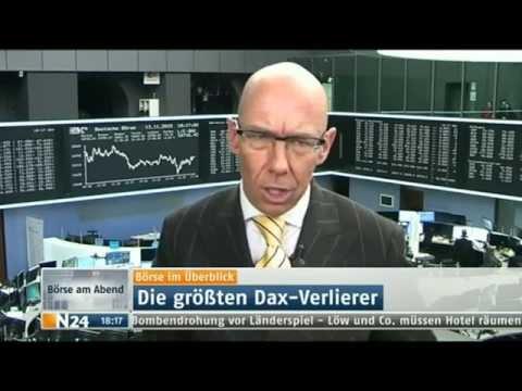 Börse Am Abend Vom 13.11.2015 // N24