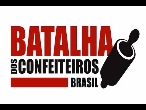 Batalha dos Confeiteiros Brasil Ep. 3 14.10.2015 Completo