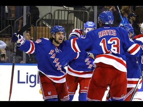 Mats Zuccarello | Playoff Performer of the Night