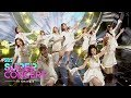 IZONE   Intro + Violeta + Up [SBS Super Concert In Gwangju Ep 2]