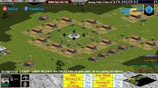 C5T5 AoE Liên Quân 1 vs Liên Quân 2 Ngày 17-8-2018