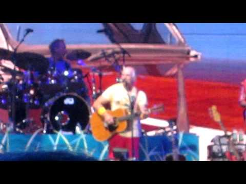 Jimmy Buffett - Comerica Park, Detroit, Michigan - LIVE - Son of a Son - July 28, 2012