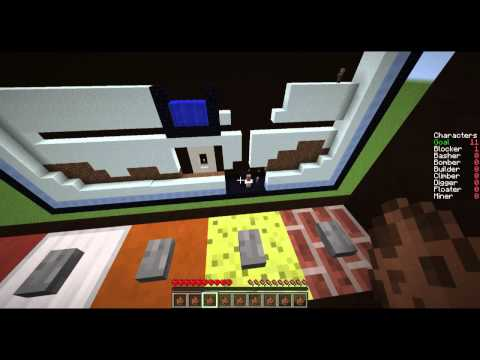 Map Review: Minions (Minecraft Puzzle) #Curator 41