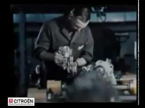 Роторный двигатель Citroen Wankel BiRotor