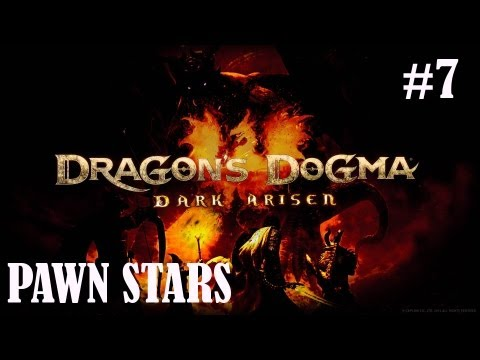 Dragon's Dogma Dark Arisen w/Subscriber Pawns Part 7 - The Roaming Garmin Band