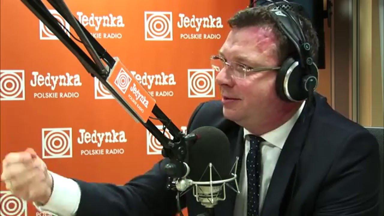 Michał Wójcik o programie 500+ w Sygnałach Dnia  9 lutego 2016