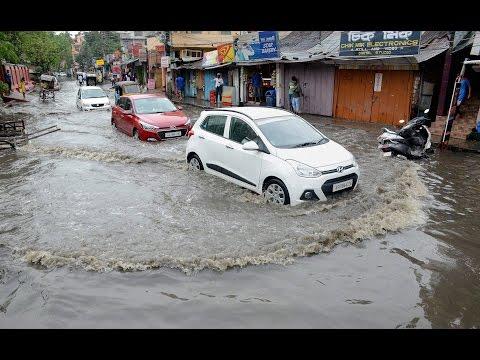 Pre-monsoon floods hit normal life in Assam