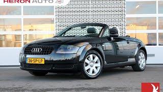 Audi TT Roadster 1.8 Turbo 180pk | NL Auto | Dealer onderhouden |