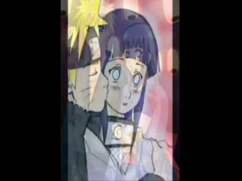 naruto and hinata kiss the ‏girl