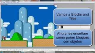 Super Mario Bros X Tutorial - Como crear un nivel basico