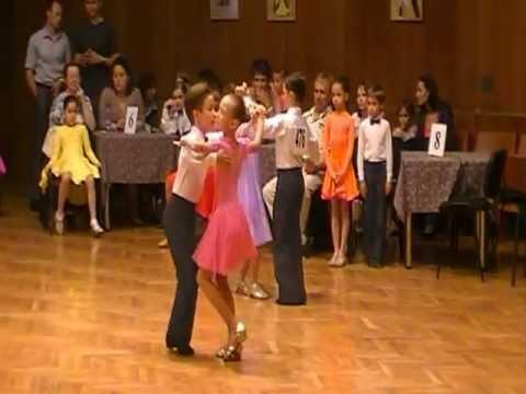 Медленный вальс. Танцевальная мозаика. Киев 2012.