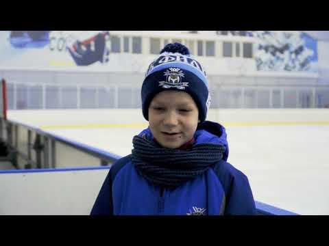 Фильм о Ледовой арене в г.Нижневартовске