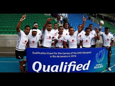 Fiji vs South Africa,Quarterfinals Glasgow 7s 2015