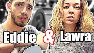 EDDIE & LAWRA À LA SALLE DE SPORT