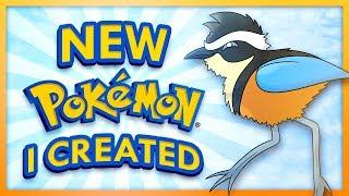 Creating New Pokemon 5