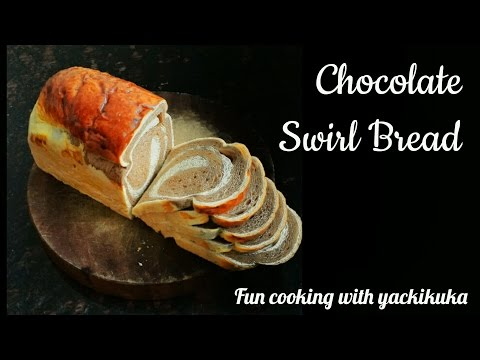 How to make Swirl Bread * Resep Roti Empuk