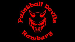 Paintball Devils Hamburg - Freies Spielen 07.03.2015 Video IV