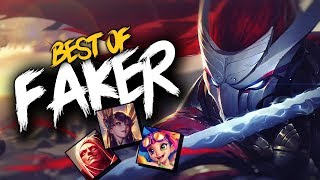 FAKER's Best Stream Moments | League of Legends