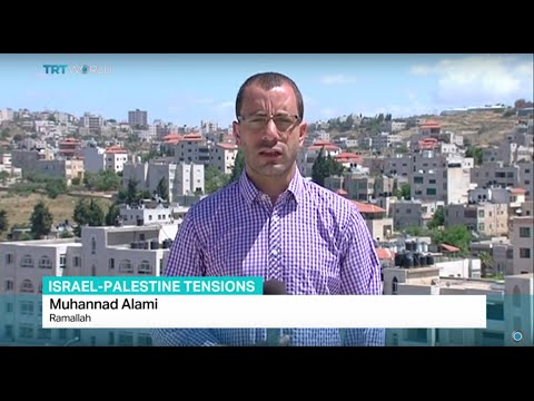 'Calm' after Israeli air strikes hit Gaza, Muhannad Alami reports from Ramallah