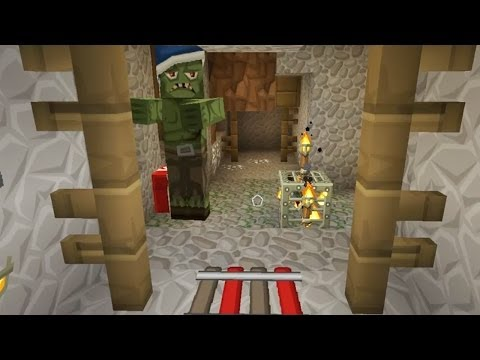 Minecraft - Race To The Moon - Mining Fever! [7]