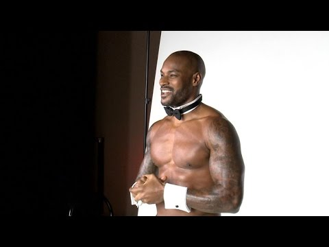 Tyson Beckford Strips Down With the Chippendales
