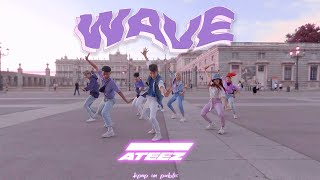 [KPOP IN PUBLIC CHALLENGE] ATEEZ(에이티즈) - WAVE || Dance Cover by Ponysquad