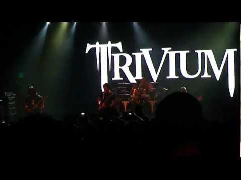 Trivium live Buenos Aires Argentina 9/11/2012 - Forsake Not The Dream