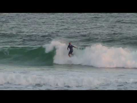 Kelly Slater: Freesurf no Postinho, Rio de Janeiro 7/05/2013