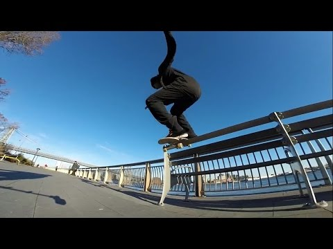 Skate All Cities - GoPro Vlog Series #047 / Daylight Savings Time