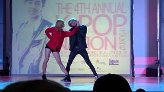 KNATION 4 - Diane & Aaron TROUBLEMAKER Special Performance