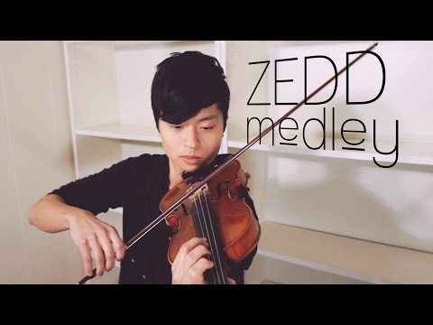 ZEDD MASHUP - Find You/Spectrum/Clarity/Stay the Night - Violin+Piano+Guitar Cover - Daniel Jang