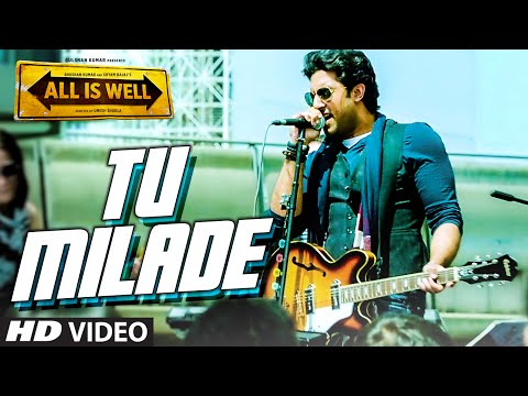 Tu Milade VIDEO Song - Ankit Tiwari | Abhishek Bachchan | All Is Well | T-Series
