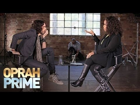 First Look: Russell Brand on His Addictive Personality - Oprah Prime - Oprah Winfrey Network