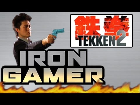Iron Gamer - Tekken 2 with Omar - TGS