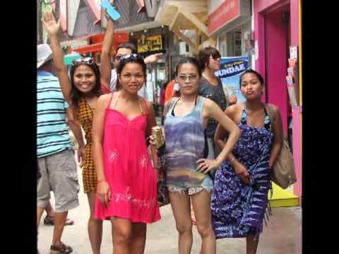 Boracay with Girls